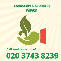 Belsize Park garden makers NW3