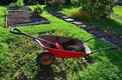 W5 garden decking West Ealing