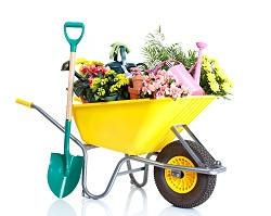 E14 lawn and garden care in Poplar