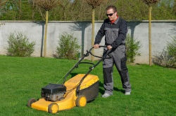 RM7 lawn and garden care in Rush Green