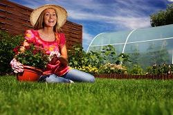 landscape lawn mowers West Hill